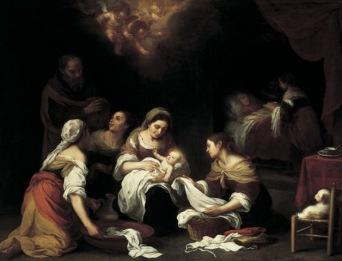 murillo Nacimiento de San JB