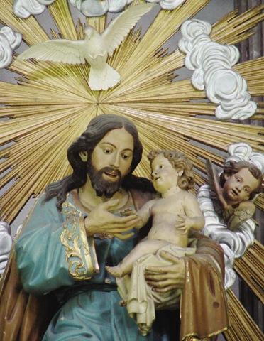 San José y Dios