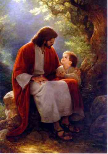 Resultado de imagen de jesus conmigo en el camino