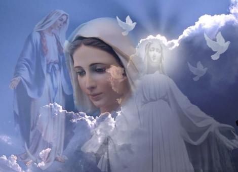 Resultado de imagen para virgen maria