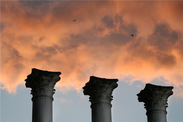 pilares del cielo