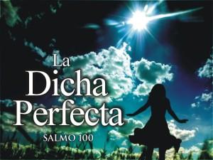 LA DICHA PERFECTA