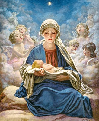 Maria y Dios