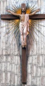 Jesús y Sagrario