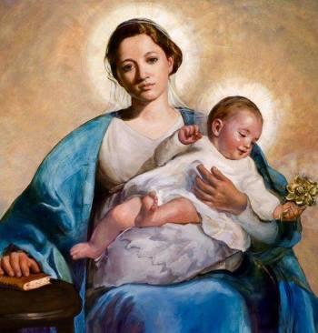 Maria y Niño 1
